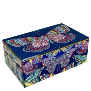Trina Turk Butterflies Accessories Box